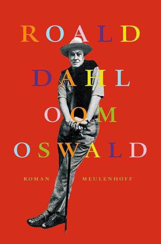 Boek cover Oom Oswald van Roald Dahl (Hardcover)
