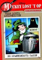 Boek cover Mickey lost t op Vakantieboek 2019 van Sanoma Media Jeugd (retail)