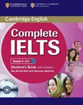 Complete IELTS Bands 5-6.5 B2 student's book with answers +
