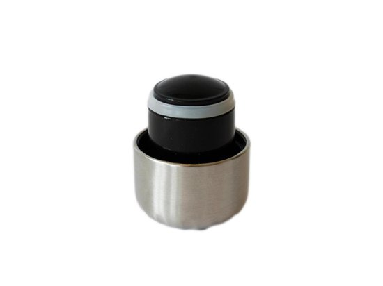 Teakhouten RVS drinkfles / Waterfles - Supreme Edition - 24H Koud Water - 100% BPA vrij - 500ML
