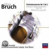 Accardo, S: Violinkonzerte 1 & 2/+