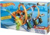Hot Wheels Kurkentrekker Crash - Racebaan