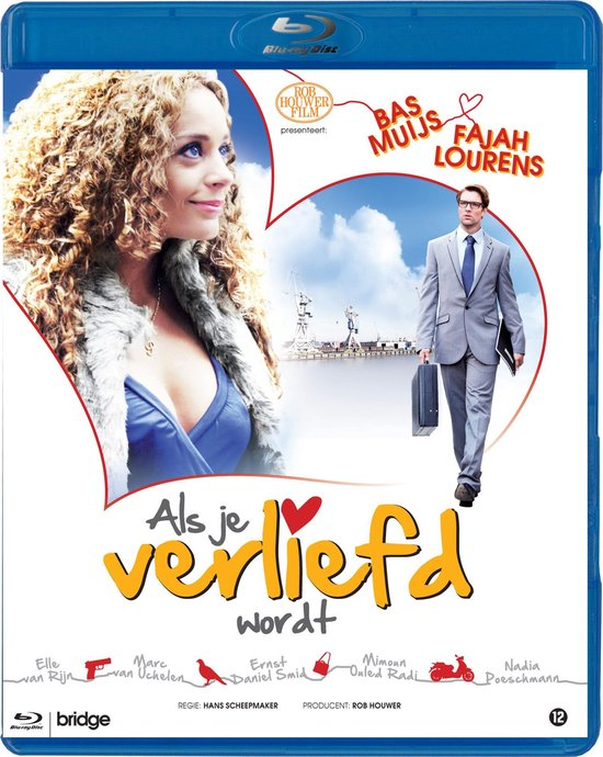Cover van de film 'Als Je Verliefd Wordt'