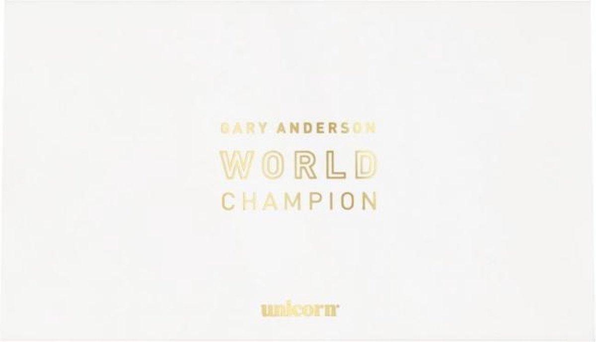 Unicorn Gary Anderson W.C. Phase 3 90% Deluxe - 21 Gram