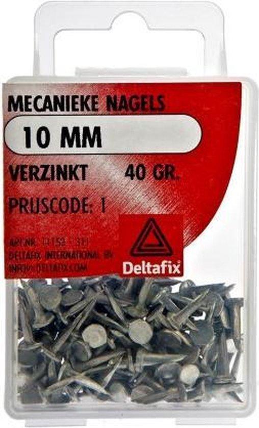 MECANIEKE NAGELS VERZINKT 10 40 GR - Merkloos
