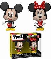 Beeldje Funko Vynl: Disney - Mickey & Minnie