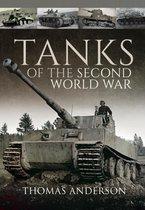 Boek cover Tanks of the Second World War van Thomas Anderson