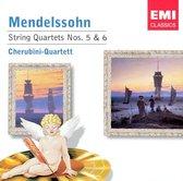Mendelssohn: String Quartets Nos. 5 & 6