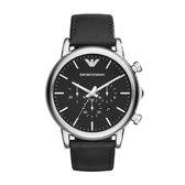 Emporio Armani Zilverkleurig Mannen Horloge AR1828