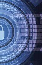 The Hacker-Proof Internet Address Password Book - Blue Lock