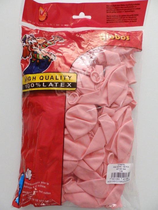 Ballonnen 100 stuks Roze