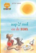 Leren lezen met Kluitman  -   aap & mol en de zon