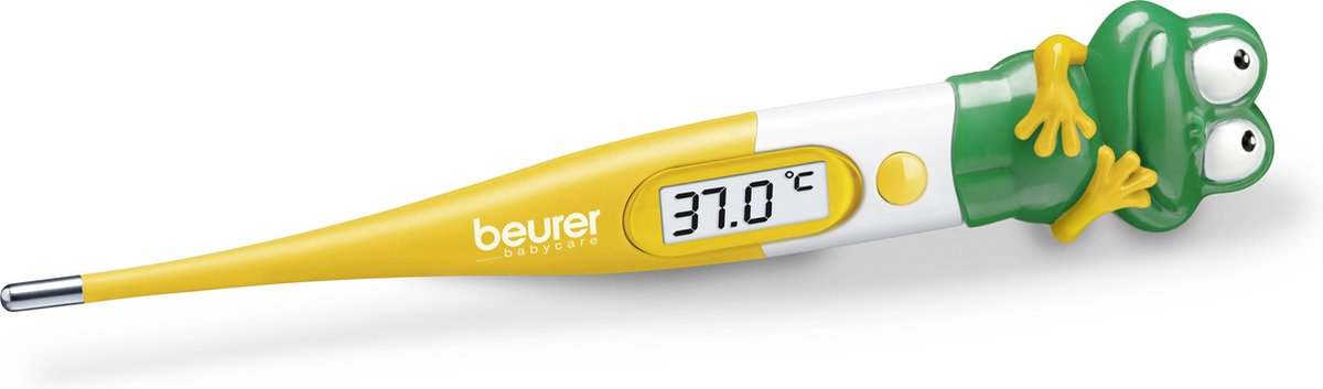 Beurer BY11 - Baby koortsthermometer - Flexibele punt - Kikker - Beurer