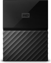 WD My Passport portable - Externe harde schijf - 1TB - Zwart