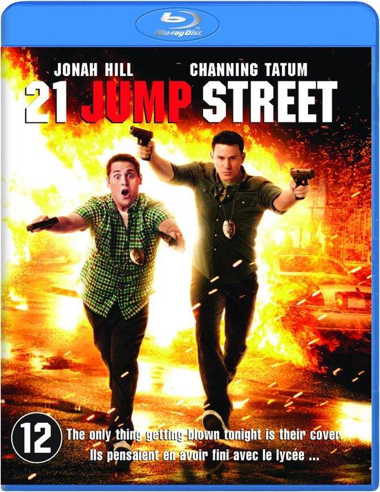 Cover van de film '21 Jump Street'