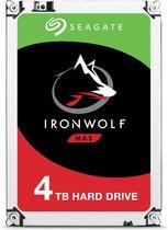 Seagate IronWolf - Interne harde schijf - 4 TB