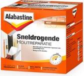 Afbeelding van Alabastine Sneldrogende Houtreparatie - Gebroken wit - 500 gr