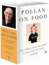 Pollan on Food Boxed Set