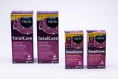 Voordeelactie! TotalCare solution 2 x 120 ml + cleaner 2 x 30 ml - Voordeelverpakking - Lenzenvloeistof