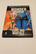 DC Comics Wonder Woman Gds And Mortals (hardcover)