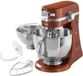 AEG UltraMix KM4900 - keukenmachine - Bruin