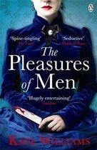Boek cover Pleasures of Men van K. Williams