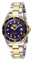 Invicta Pro Diver 8935 - Horloge - Heren - Zilver - Quartz - Ø 37,5 mm