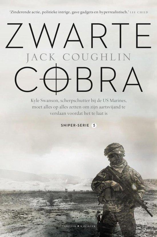 Sniper-serie 3 - Zwarte Cobra - Jack Coughlin |