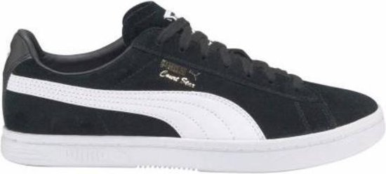 bol.com | Puma Court Star FS Suède zwart sneakers heren ...