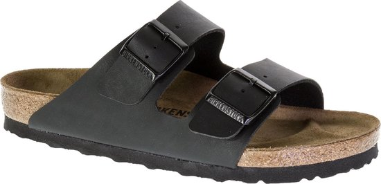 Birkenstock Arizona - Slippers - Black - Regular - Maat 50