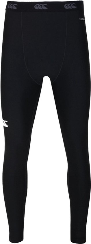 Canterbury Thermoreg Sportlegging performance - Maat S  - Mannen - zwart