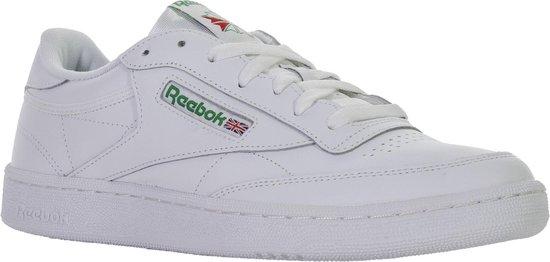 Reebok Club C 85 Sneakers Heren - Intense White/Green - Maat 44