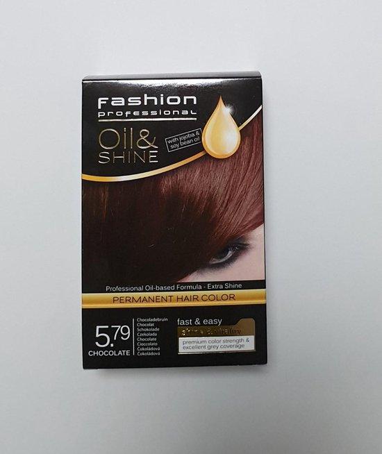 Haarverf-chocolade kleur-permanent hair color-fashion-oli shine