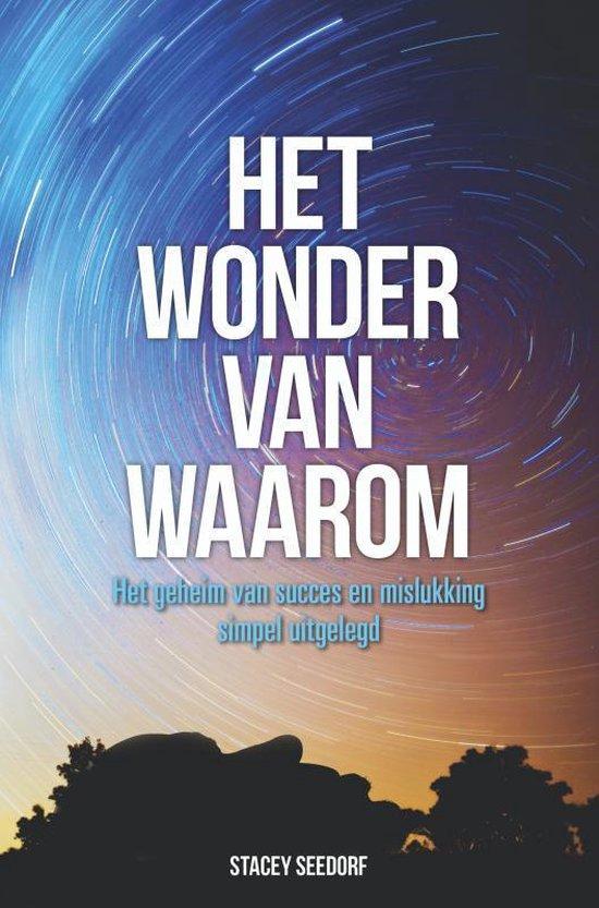 Het wonder van WAAROM - Stacey Seedorf | Fthsonline.com