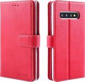 XSSIVE Portemonnee Hoesje Samsung Galaxy S10 - Pink