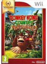 Nintendo Donkey Kong Country Returns Wii video-game Basis Engels