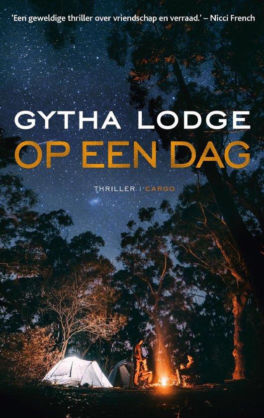 Boek cover Op een dag van Gytha Lodge (Onbekend)