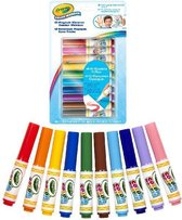 Crayola Color Wonder 10 mini viltstiften