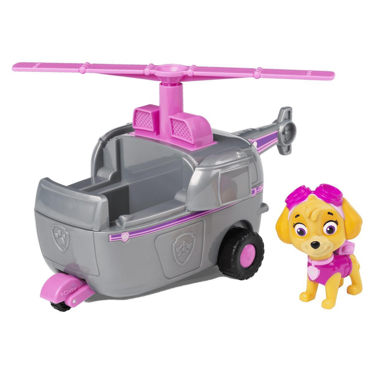 PAW Patrol helikopter met Skye
