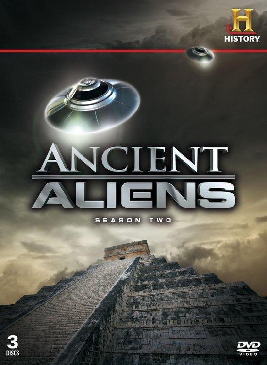 Cover van de film 'Ancient Aliens'