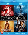 Resident Evil Collection 1-4  (Blu-ray)