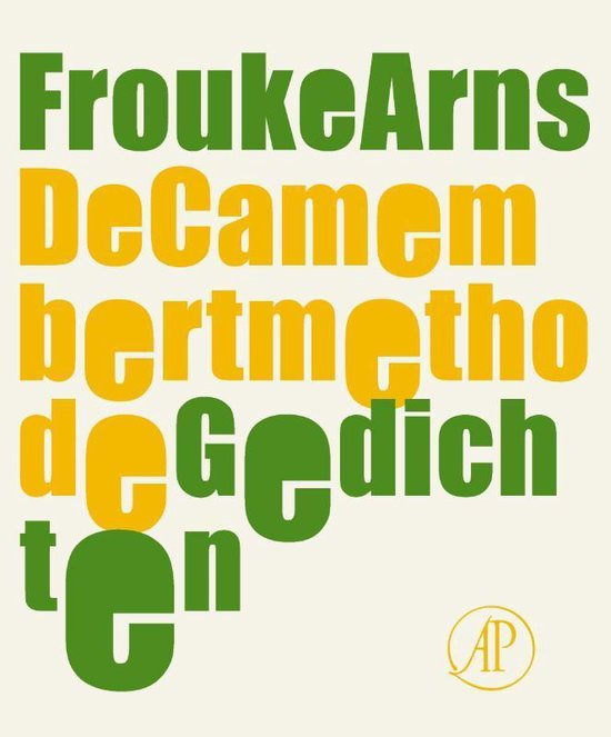 De camembertmethode - Frouke Arns |
