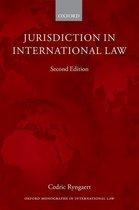 Omslag Jurisdiction in International Law