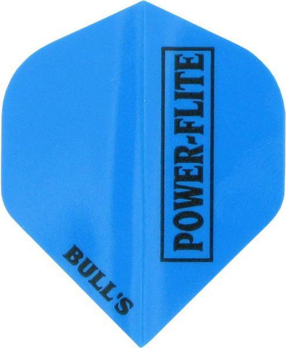 BULL'S Powerflight Std. Blauw