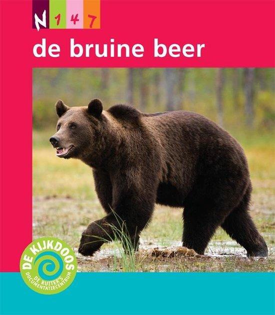 De kijkdoos N147 - De bruine beer - Minke van Dam   Fthsonline.com