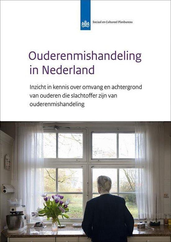 SCP-publicatie 2015-14 - Ouderenmishandeling in Nederland - Inger Plaisier  
