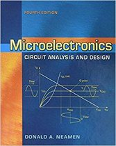 Microlectronic Circuit Analysis and Design 4e ed