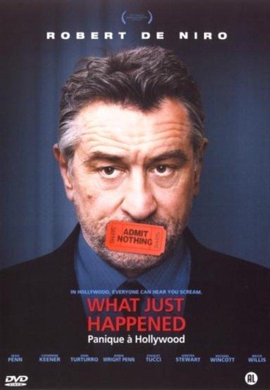 Cover van de film 'What Just Happened'