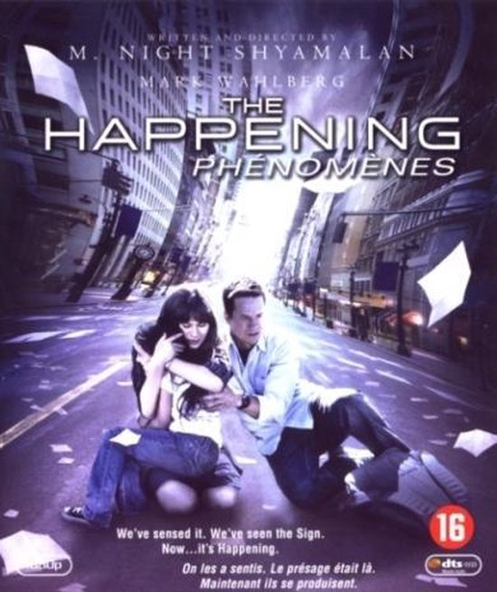 Cover van de film 'The Happening'