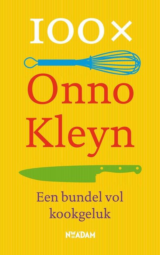 Cover van het boek '100 X Onno Kleyn' van Onno H. Kleyn